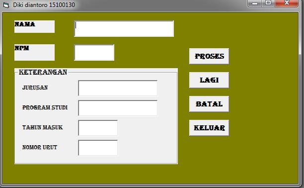 program npm